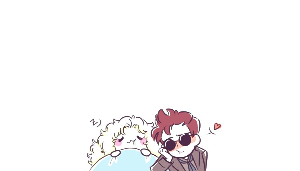 Waiting for sleeping angel to wake up  Hang in there Crowley    I still can't shake the idea of Azi sleeping for 100 years au...    #GoodOmens #GoodOmensFanArt #ineffablehusbands <br>http://pic.twitter.com/8YYUKS8cpp
