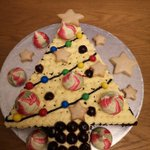 Did you know that we have multi talented teachers? Here they are showing off their baking skills in our staff Christmas Bake Off competition - we think you would have been pretty impressed with their efforts. Joint first place to Mrs Hunter and Mrs Buchanan-Dunlop.  #tasty
