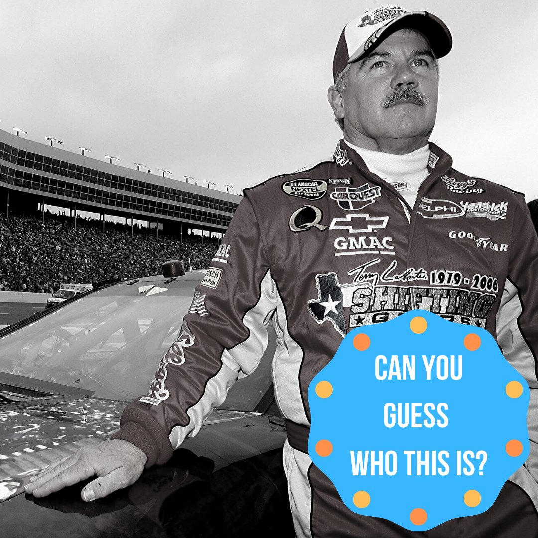 Calling all LIFELONG NASCAR FANS  Can you guess who this NASCAR racer is Tell us in your #ReplyTweet and RT this to challenge your friends.<br>http://pic.twitter.com/PNNTCaqFL8