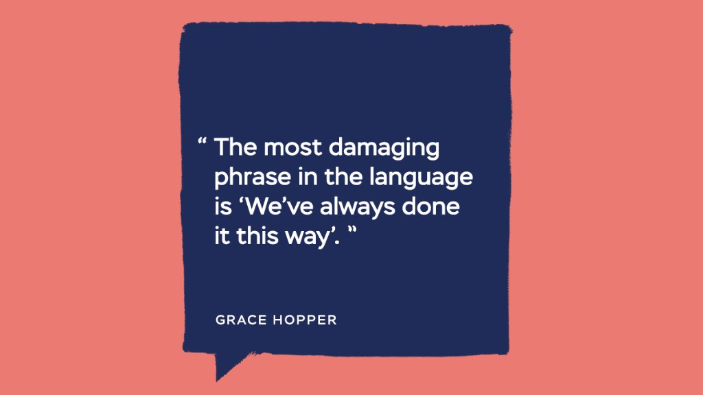 Today, as we kick off Computer Science Education Week, we celebrate #GraceHopper, an inspiration to so many women in tech. Born on this day in 1906, she was a mathematician, a professor, a Navy admiral and a pioneer of computing. #WomeninSTEM #CSEdWeek <br>http://pic.twitter.com/OyhilpDWuz