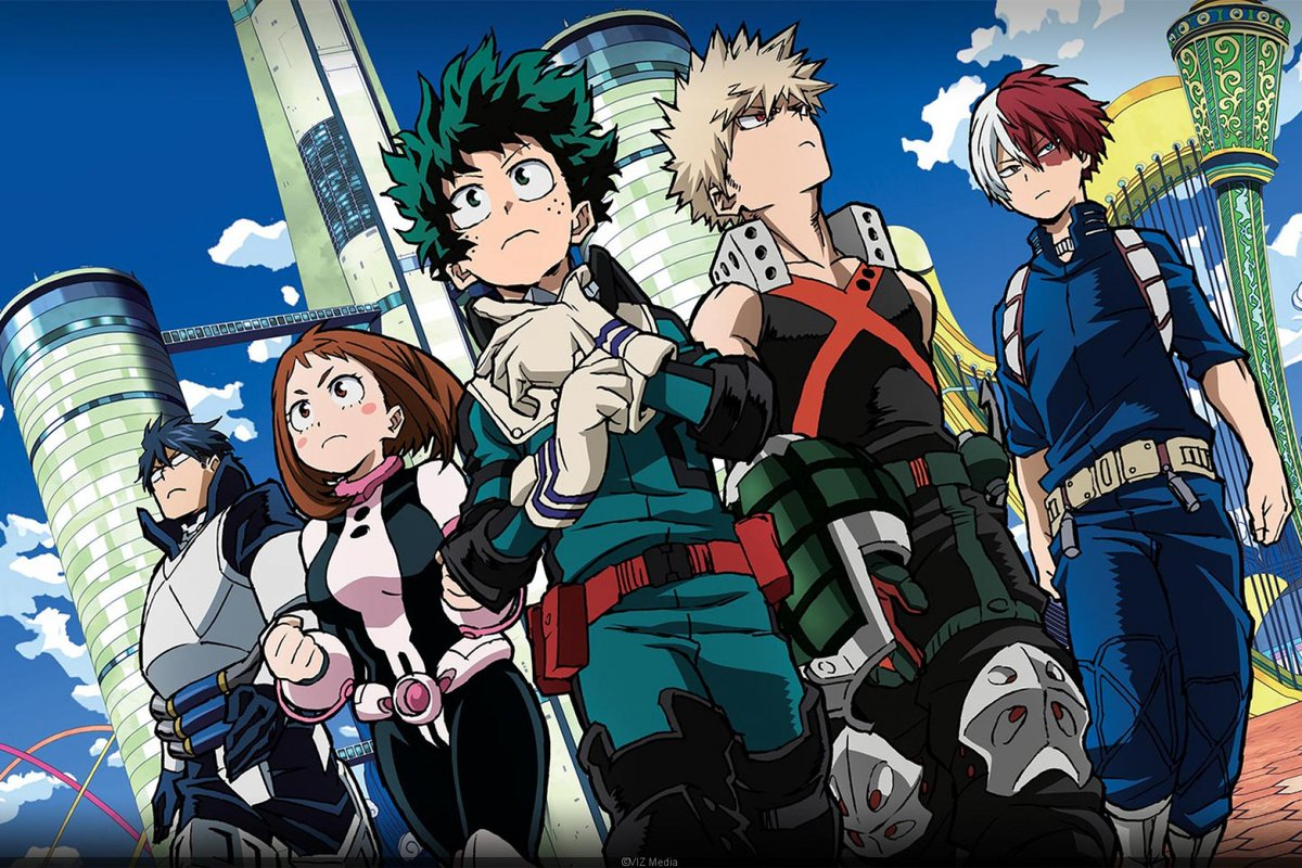 Whats your favorite anime this year ? Reply with a gif or a pic.