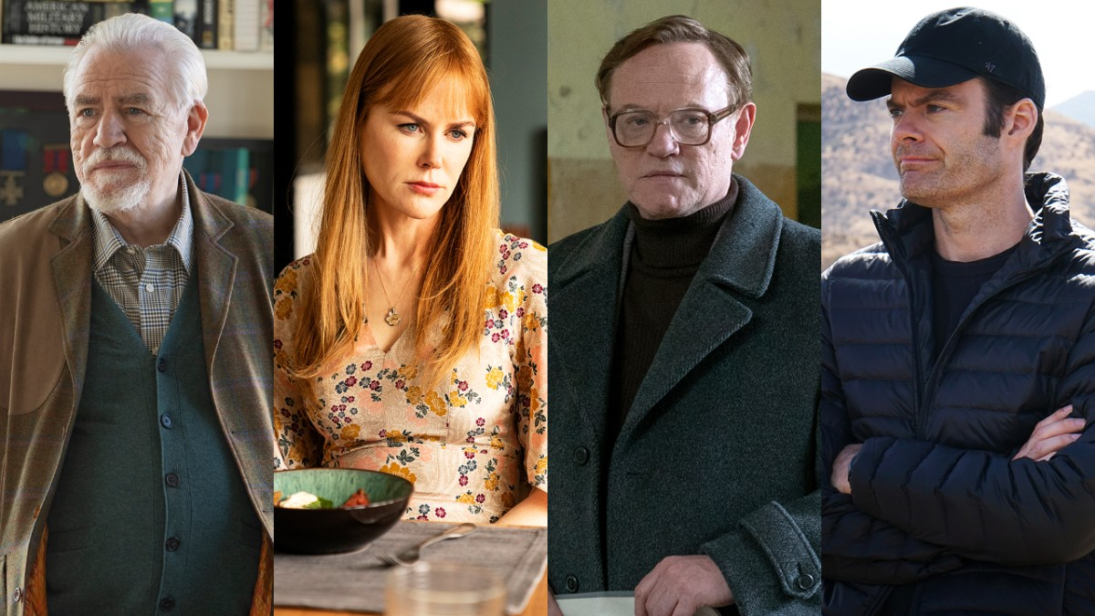 Congratulations to all of our Golden Globe-nominated series, including Barry, Big Little Lies, Catherine the Great, Chernobyl, Game of Thrones, and Succession. See the full list of nominees: