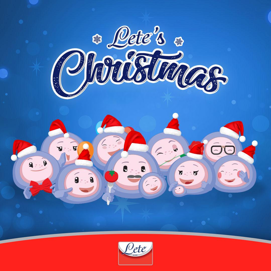 Tantissimi auguri da tutte le Celluline e tanti brindisi con Acqua Lete per un #Natale super effervescente! 🎅🏻🎄🎁