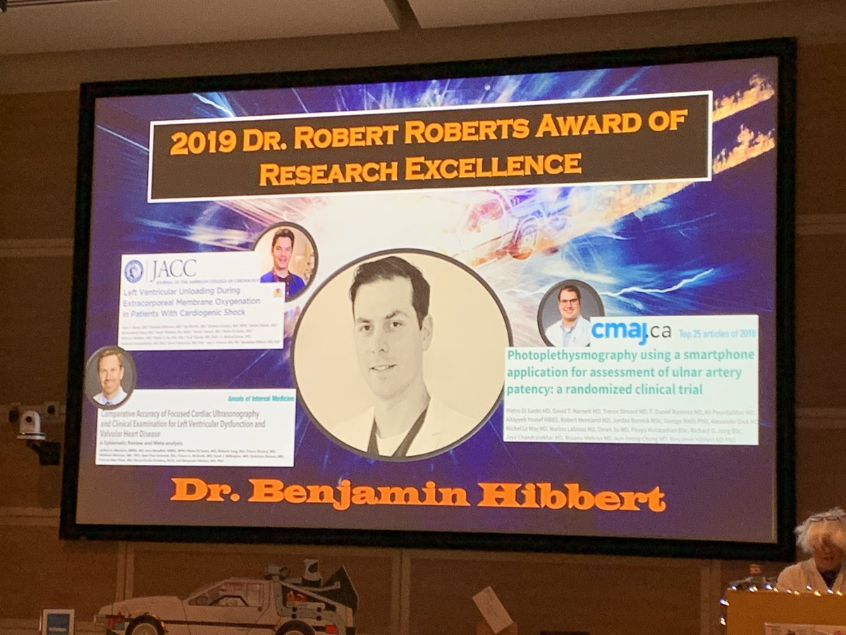 Congrats @benhibbertMDPhD for your high impact papers! @HeartInstitute @UOHIResearch