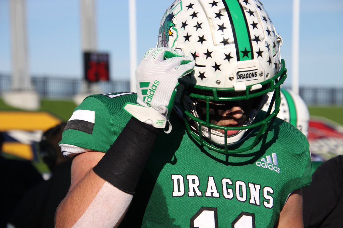 Blake On Twitter Thank You Carroll Football Proud To Be A Dragon Protectthetradition