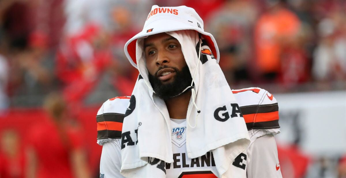 Odell Beckham Reportedly Feels 'Lost' In Cleveland This Season
