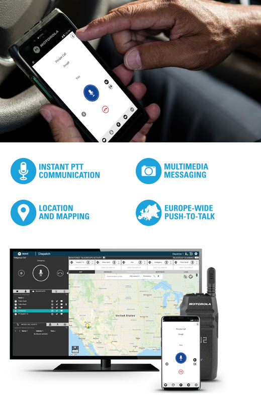 Leverage the resources you already have to #communicate with employees on their own devices. Available in on-premise or cloud-based versions, #WAVE extends your radio system's reach to those who may not carry #radios > https://t.co/Azt954t0iY #MondayMotivation