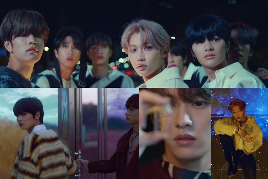"#StrayKids Blows Fans' Minds With Powerful MV For ""Levanter"": Check Out Some Of The Best Reaction Tweets #StrayKids_Levanter  https://www. soompi.com/article/137054 0wpp/stray-kids-blows-fans-minds-with-powerful-mv-for-levanter-check-out-some-of-the-best-reaction-tweets   … <br>http://pic.twitter.com/z53DtZf6JQ"