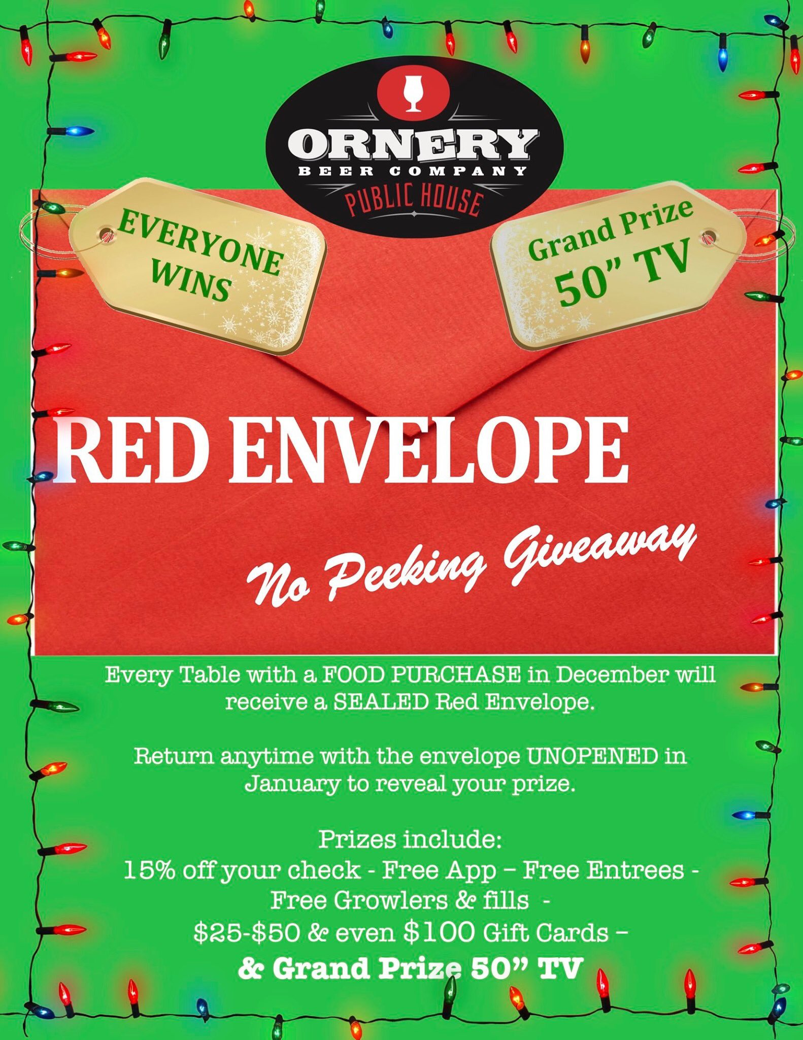 Ornery Beer Company On Twitter Visit The Fairfax Ornery Public