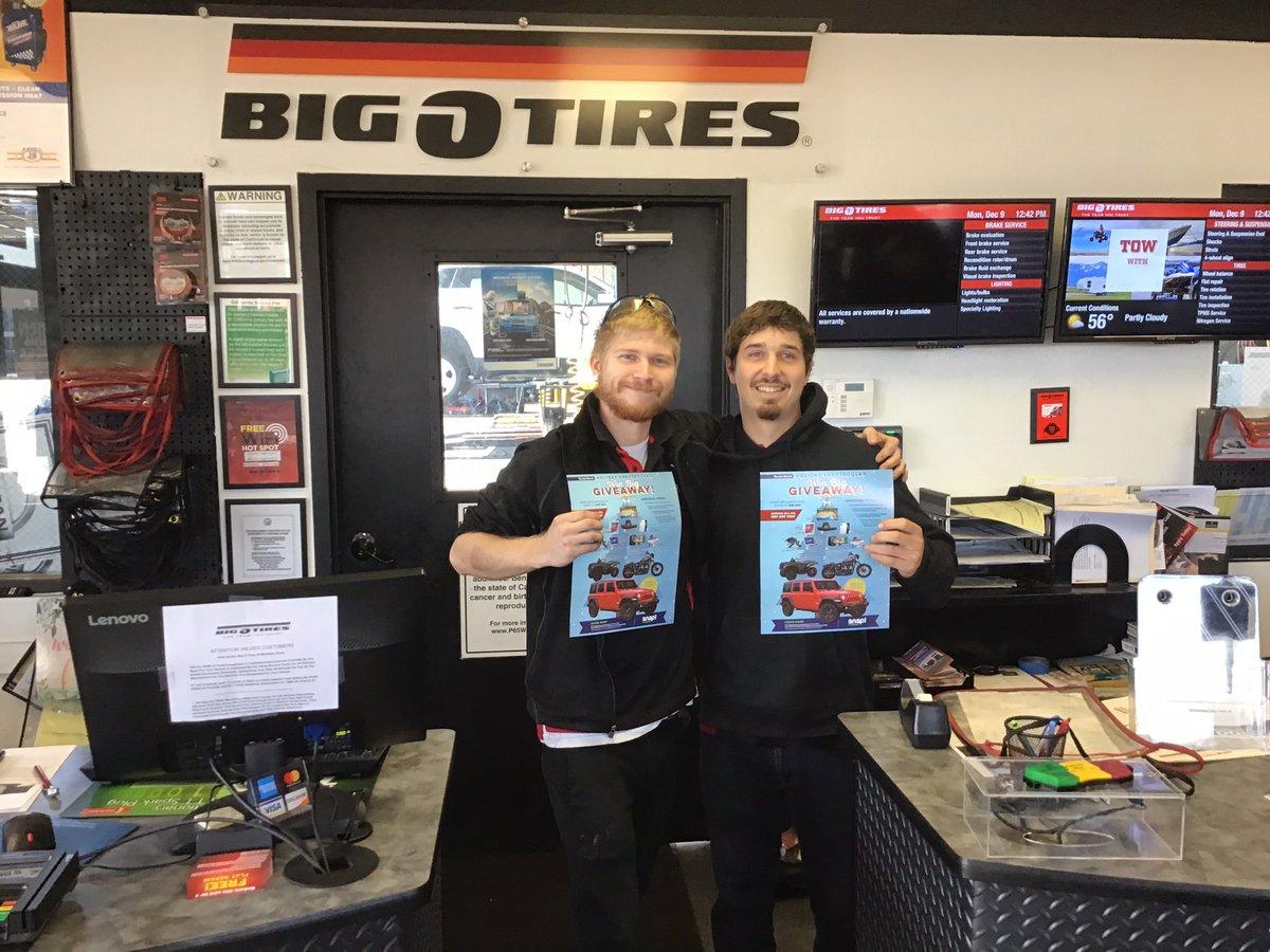 Big O Tires Bigotires Twitter