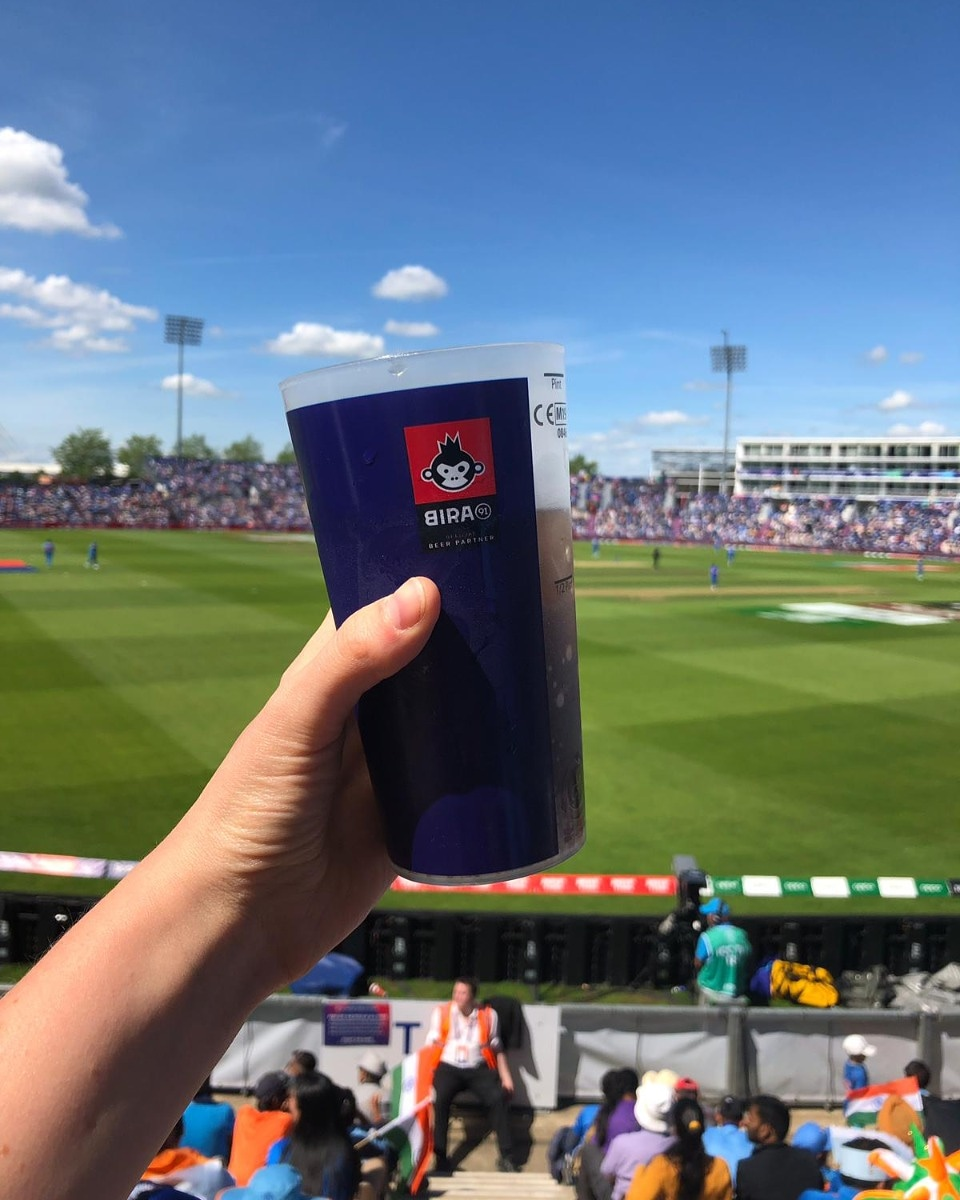 The only way to keep those Monday blues at bay! . . . #Bira91 #Bira91Beers #FlavourfulBeers #icccwc2019 #cwc2019 #bira91atcwc<br>http://pic.twitter.com/kK6nUrwuCz