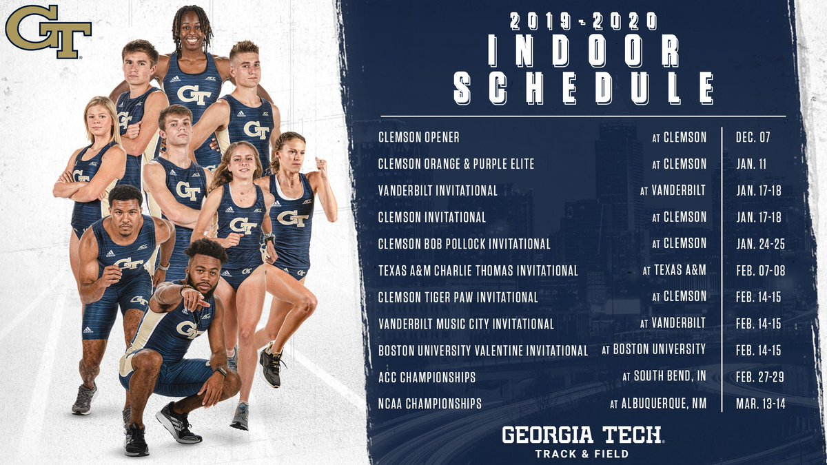 Indoor season is already off to a great start! Check out whats in store for 2020!! #TogetherWeSwarm 🐝