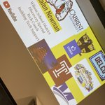 Image for the Tweet beginning: Great session at #iu13etc with