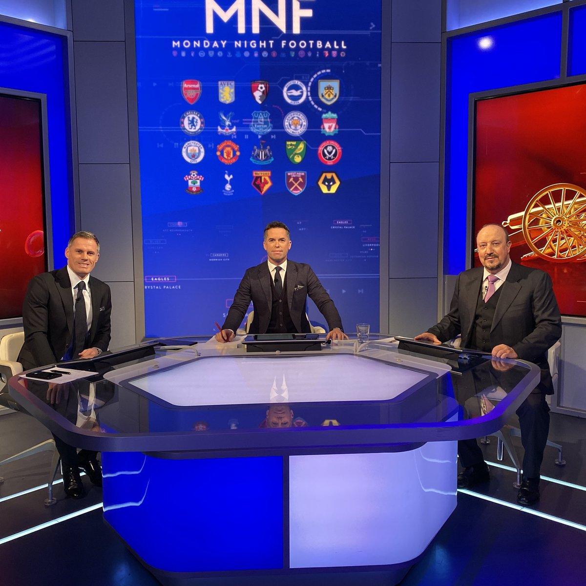 @rafabenitezweb's photo on #mondaynightfootball