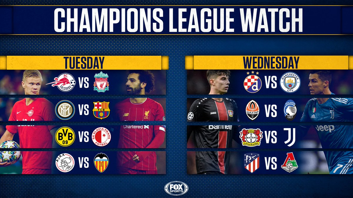 8 #UCL Round of 16 spots still up for grabs on Matchday 6. Cant. Wait. 🙌