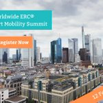 Join the 200+ expected registrants from over 120 organizations worldwide for a unique networking opportunity. Register for the 2020 Frankfurt Mobility Summit today! https://t.co/s02IXbq60a