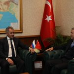 Image for the Tweet beginning: Bakan Akar, RF Savunma Bakanı