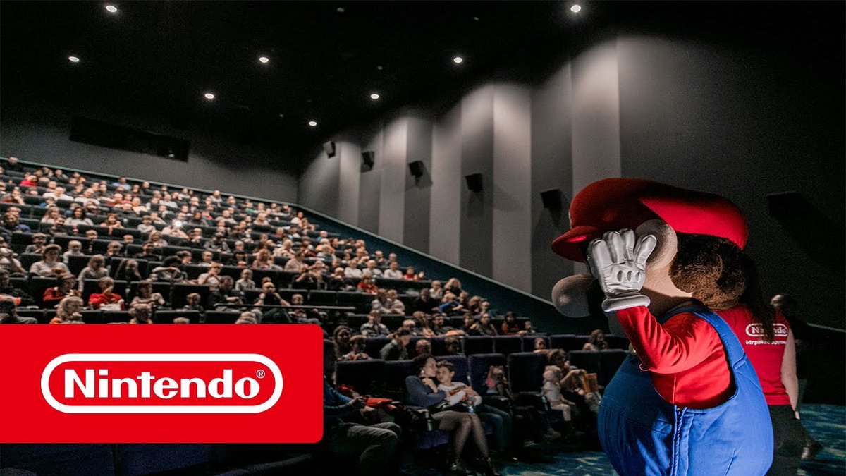 Nintendo Russia surprises Frozen 2 audience with a free Switch for every family in the audience  https:// gonintendo.com/stories/350794 -nintendo-russia-surprises-frozen-2-audience-with-a-free-switch-fo  … <br>http://pic.twitter.com/JzfPsLWbyv