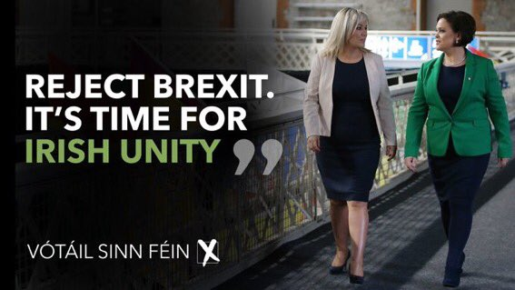 As we get closer to December 12, all our support to @sinnfeinireland Westminster candidates from BasqueCountry #rejectbrexit #irishunity<br>http://pic.twitter.com/tiInMKHoaL