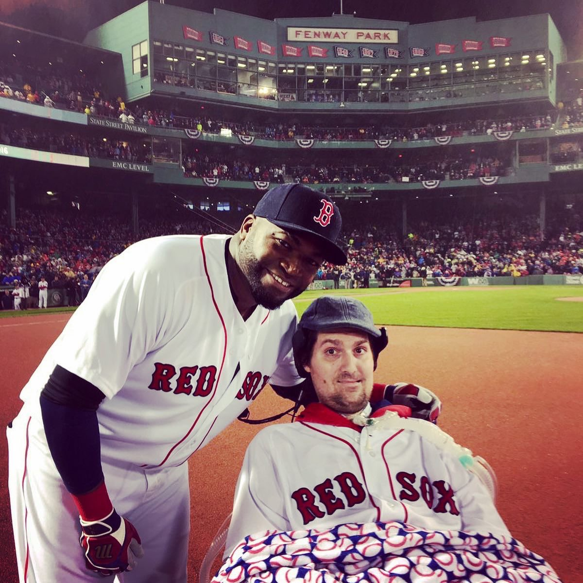 You changed the world Pete. Im so very proud to have called you my friend. Heart hurts a lot today but ur name and legacy will live on forever. Rest easy my friend - we'll continue to spread your word. Boston was so lucky to have you 😔🙏🏿 #BostonStrong #alsicebucketchallenge #rip