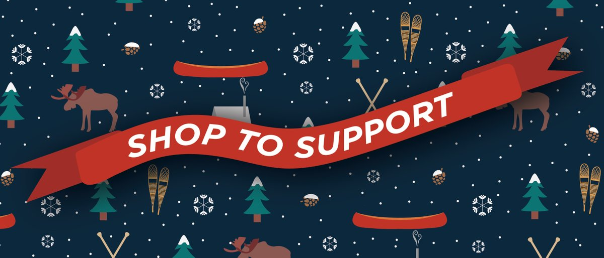 Shop the businesses supporting the Campaign this holiday season! We are excited to work with such amazing brands who are giving a portion of their sales to the Campaign. savetheboundarywaters.org/BWCA-shop2019