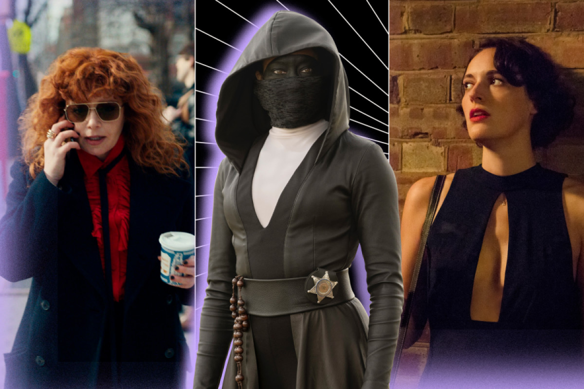 My 20 favorite shows of 2019 included a hot mess in love with a hot priest, a god in love with a nun with a motherf%&$ing gun, and a woman in love with the concept of Thursday:
