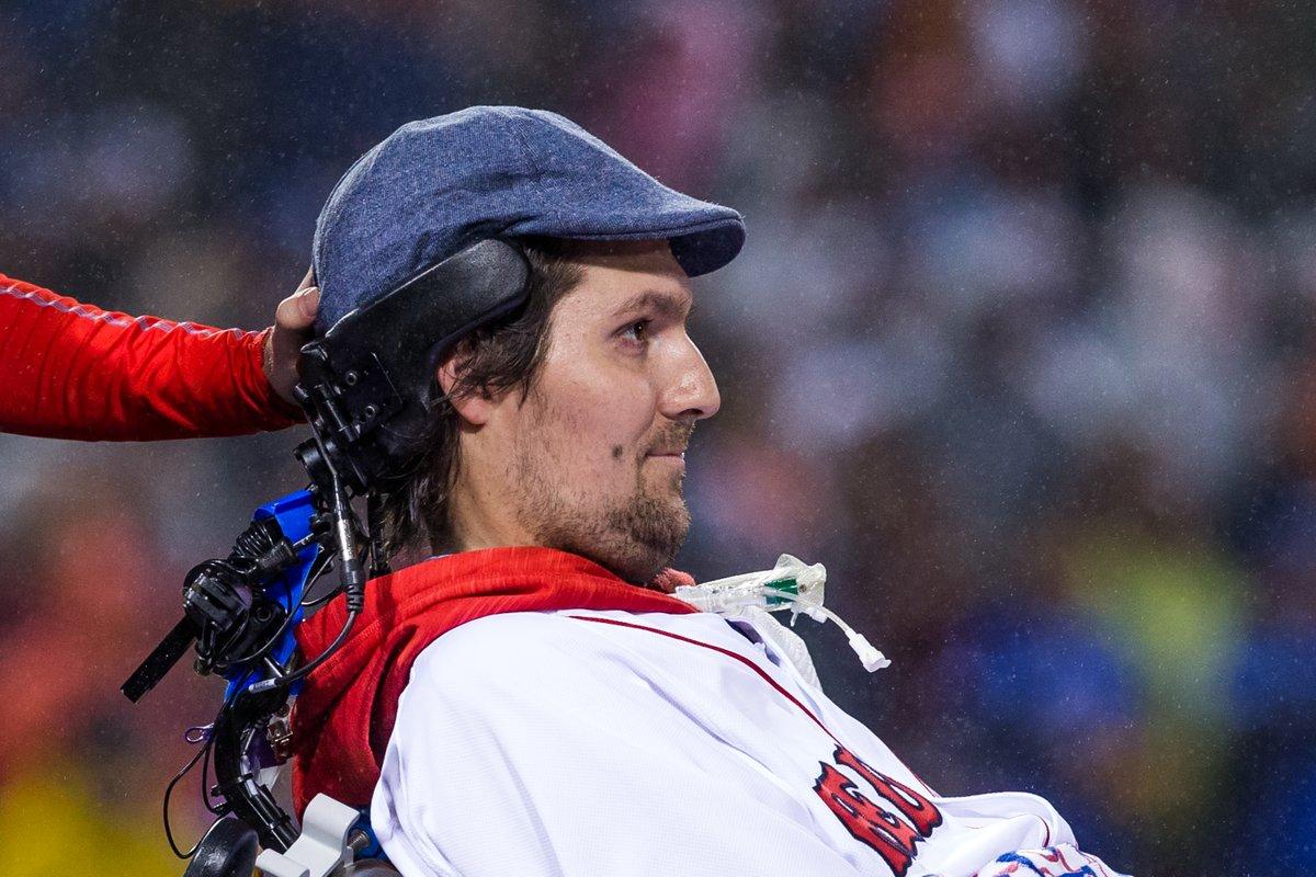 @BleacherReport's photo on Pete Frates