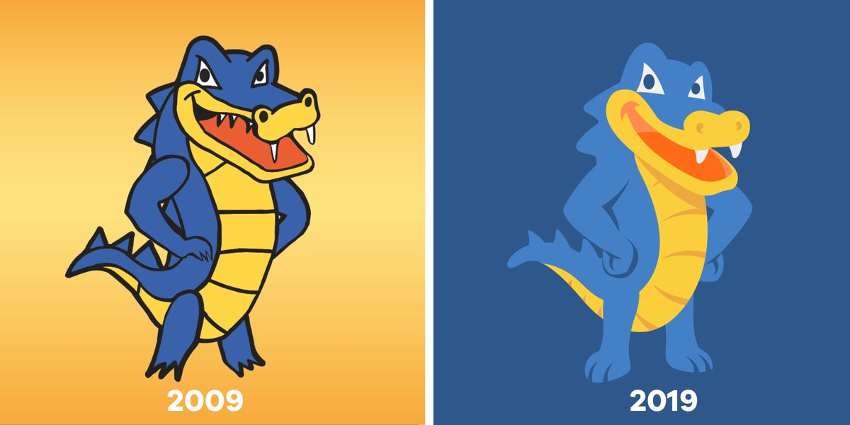 Its a Snappy glo up! #TenYearChallenge #10yearchallenge