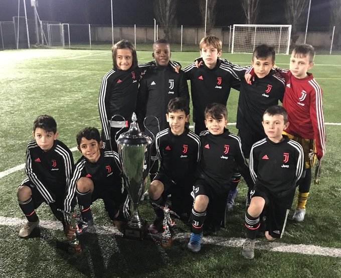 Juventus U9s won the Cavour Trophy title, beating Chieri 3-2 in the final. Cristiano Ronaldo Jr scored three goals throughout the tournament and was named the best striker of the competition.
