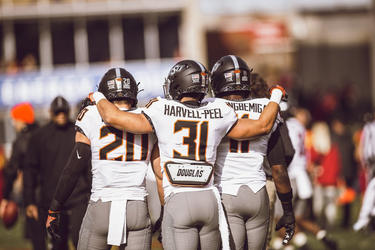 Believe in yourself. Believe in your team. Believe in what you represent. #okstate #GoPokes <br>http://pic.twitter.com/lCd0ivhfJT