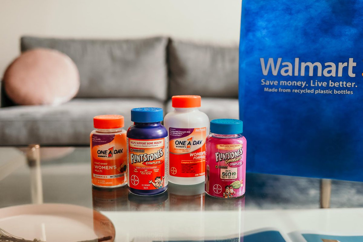 #AD Start next year off right by filling your nutritional gaps with Bayer this holiday season! Now is the perfect time to stock up on your favorite multivitamins only at Walmart! https://t.co/N4FLg9yad6 Image Via: @chanelvanreenen https://t.co/V11FGXRPKt