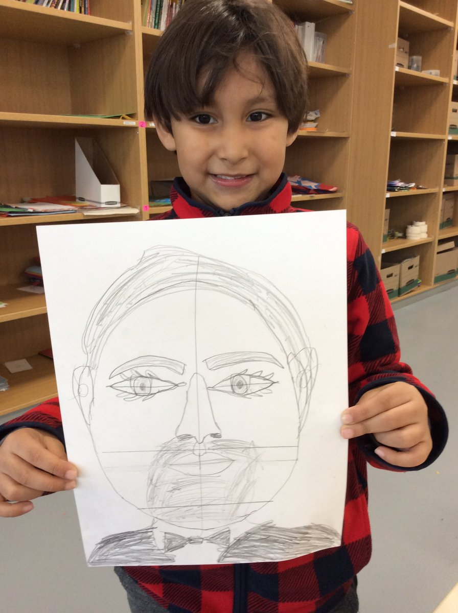 2nd grade portraits of famous Americans off to a roaring start! <a target='_blank' href='http://twitter.com/APS_FleetES'>@APS_FleetES</a> <a target='_blank' href='http://twitter.com/APSArts'>@APSArts</a> <a target='_blank' href='http://twitter.com/MsJennKim'>@MsJennKim</a> <a target='_blank' href='http://twitter.com/Lin_Manuel'>@Lin_Manuel</a> <a target='_blank' href='https://t.co/S23Q62ug8Z'>https://t.co/S23Q62ug8Z</a>