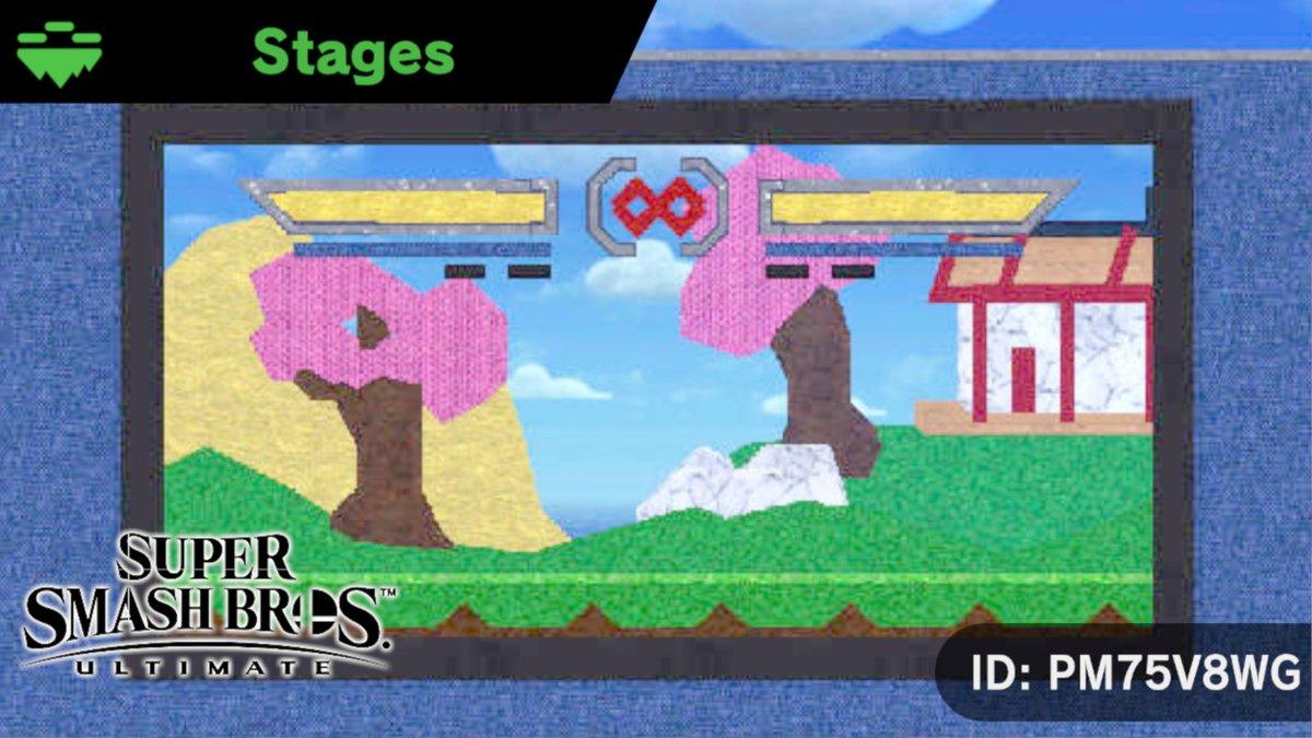 """Stamina Arena"" #StageSmashBros #SmashBros #NintendoSwitch"