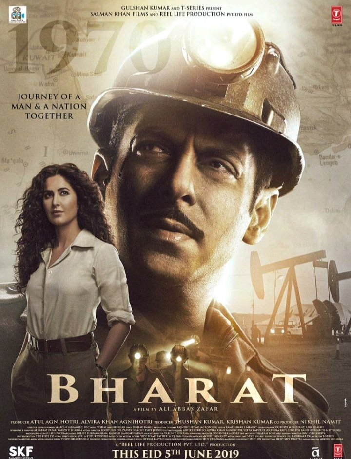 #Bharat #MovieReview : A better one than Race 3 but the climax of movie sucks.15-20 minutes were extras. You can watch it once. Movie could be better. Direction:.5/5 Acting:.5/5 Screenplay:.5/5 BGM & Songs:/5 Story:/5 My Overall Rating:.5/5 <br>http://pic.twitter.com/2PDGW19ft3