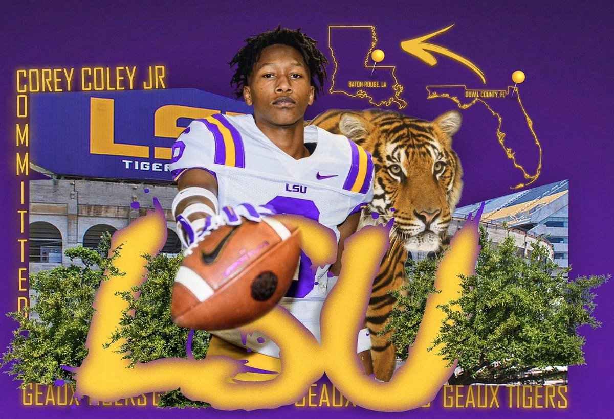 We having humps along the way, But the reward is in the journey, I'm in my bag...COMMITTED #GeauxTigers   <br>http://pic.twitter.com/PwKF4oGHlT
