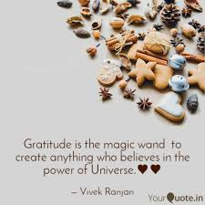 #Gratitude is #Magical! Gratitude lets the #Universe know what you would like to see more of. #Appreciate what you can be #GratefulFor N open Ur #Heart to even more #Goodness in life. #TuesdayThoughts #Joy #Appreciation #joyTrain #RainKindness #AlwaysGrateful #IAM #GoldenHearts