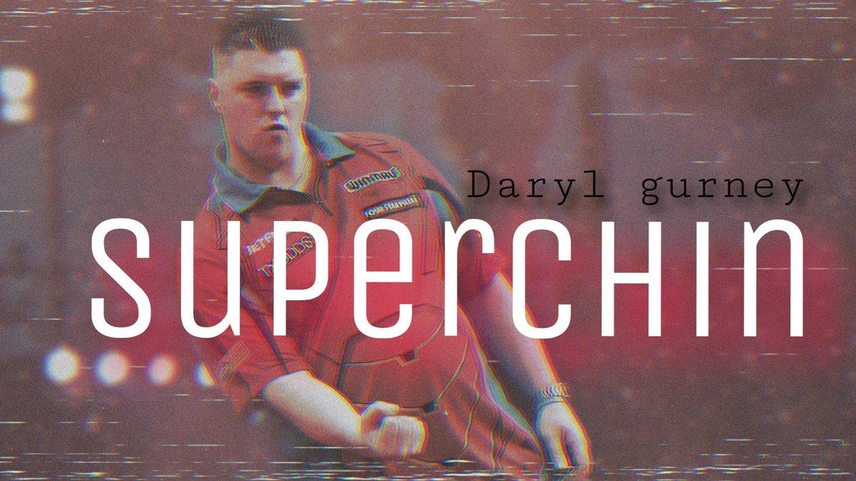 Daryl Gurney @Superchin180