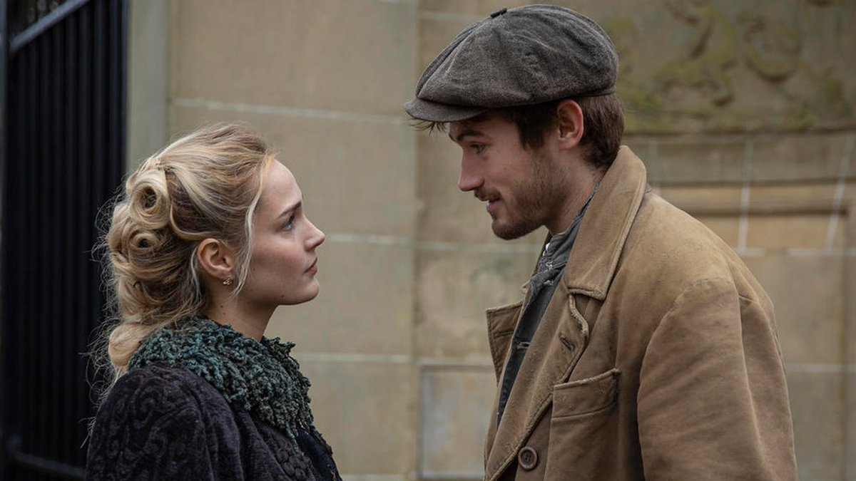 Victor et Alice  #LeBazarDeLaCharité #TF1 @TF1<br>http://pic.twitter.com/OQlpub9qfX