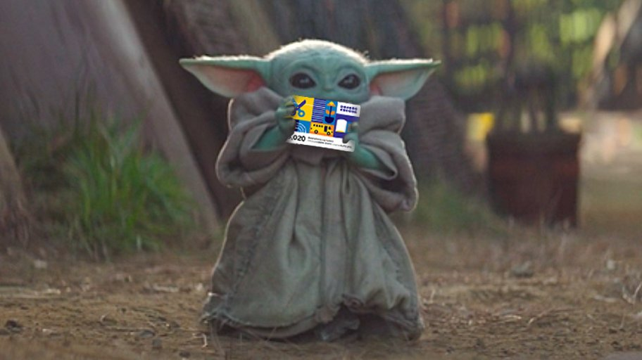 Your path you must decide. This holiday season, give the gift of giving and let your loved ones choose their favorite classroom to support.  https://bit.ly/38m5TA1   #BabyYoda