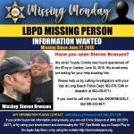 Image for the Tweet beginning: #MissingMonday   #LASD & #LBPD Need