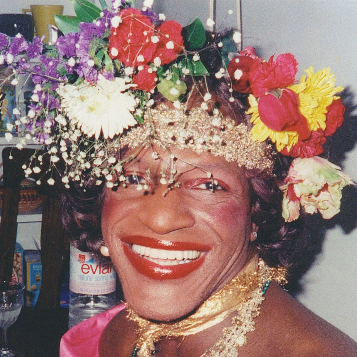 (1/2) Marsha P. Johnson is recognized today as one of the leading figures of the LGBT rights movement in the U.S., primarily for her role during the Stonewall riots and her activism as a founding member of Street Transvestites Action Revolutionaries (STAR) and <br>http://pic.twitter.com/T3mQyLC1oV