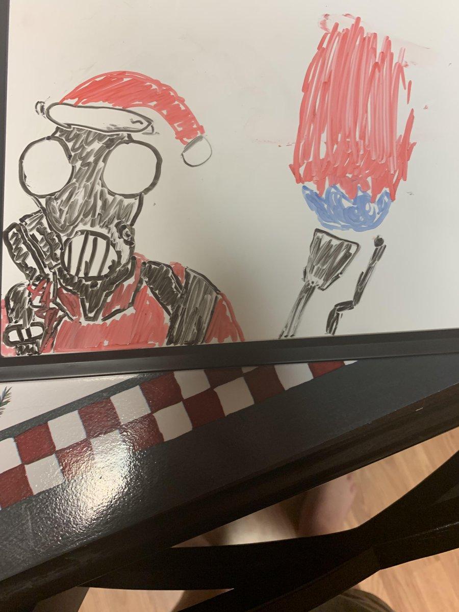 [/r/tf2 art] I was bored  https://www. reddit.com/r/tf2/comments /e84fvr/i_was_bored/  …  #TF2<br>http://pic.twitter.com/4Elj3tf642