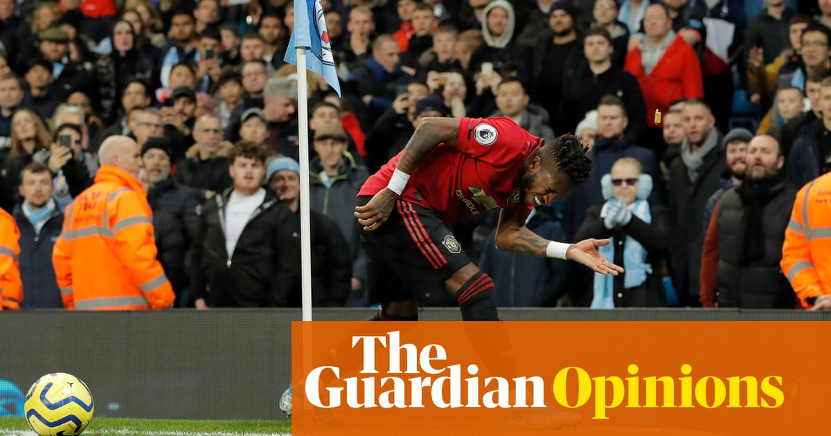 Fans must take it upon themselves to resist footballs politics of hate | Barney Ronay theguardian.com/football/2019/… | @GdnPolitics