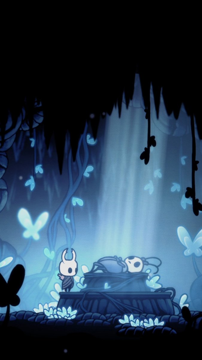 """3D IPhone Wallpaper On Twitter """"Hollow Knight IPhone 7"""