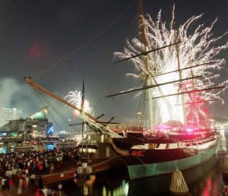 Ring in the new year from the deck of the historic USS Constellation. #entertowin a pair of tickets to @BaltimoreShips' New Year's Eve Deck Party! #MarylandMondays contest runs through December 15. Must be 21+ to enter. Winner notified via email. https://t.co/gRwu9gZBl3 https://t.co/aIF8hLbEOo