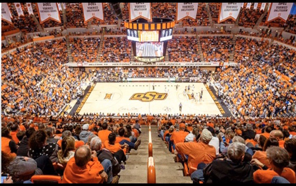 Extremely blessed to receive an offer from Oklahoma state🧡 https://t.co/CMMrwwTdR3