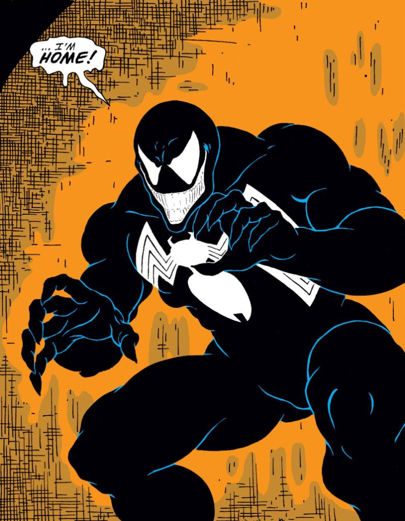 He's home. Venom made his first full appearance and more this week in Marvel history!   🗯️: https://t.co/SCCNSOwRQb https://t.co/ZQtKzemUNW