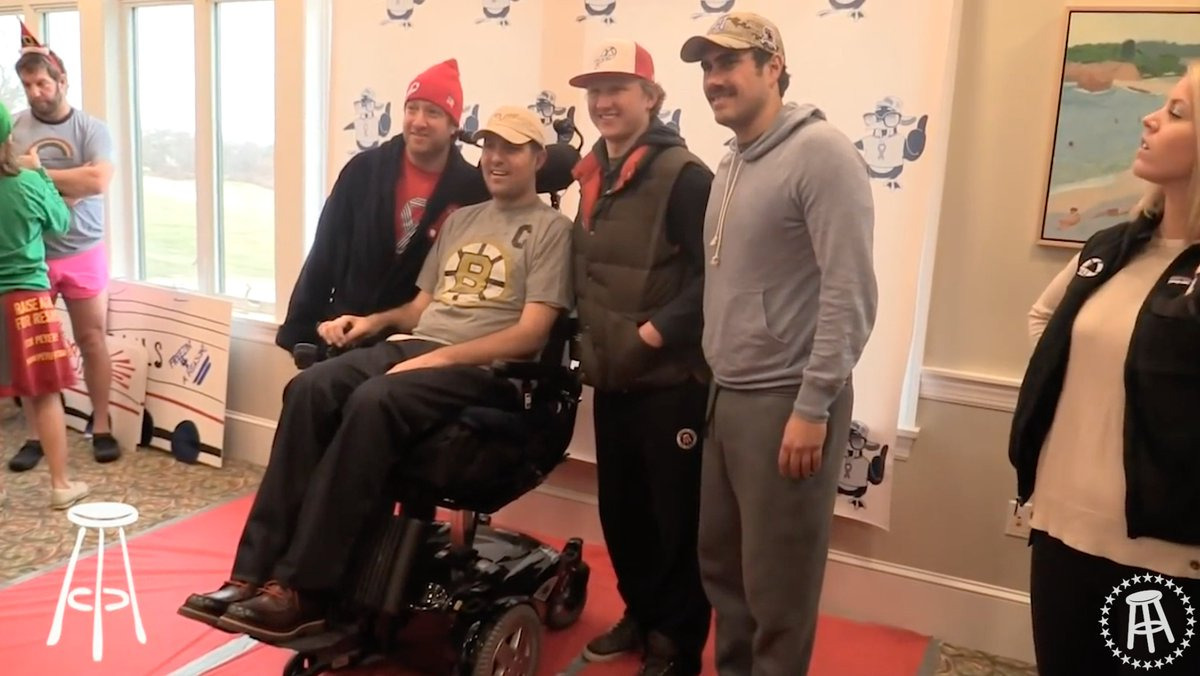 In honor of Pete Frates passing here is celebration of his life and relationship with Barstool