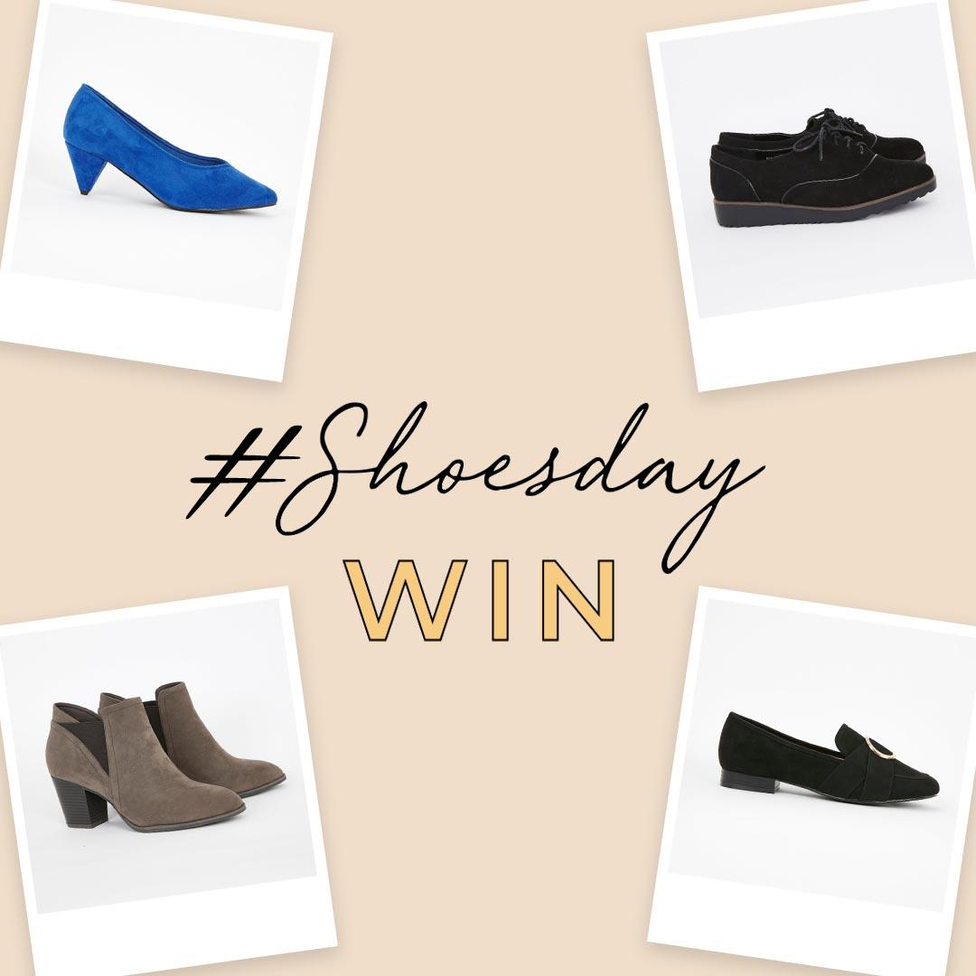 Its #Shoesday! For the chance to #WIN yourself a pair of our new workwear styles*, simply follow us on Twitter, reply with your favourite style & retweet this post. Quick, ends midnight!🖤*T&Cs apply. Cant wait? Shop Shoes now > bit.ly/2rmn580