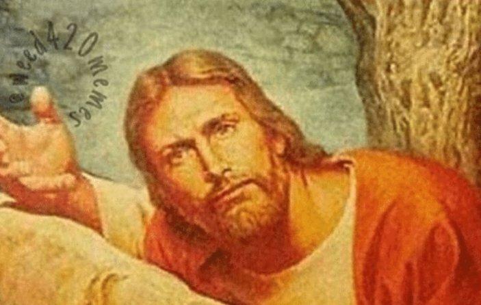 "Booger McFarland: ""Look at Saquon Barkley, they call him quadzilla""  Everyone:"